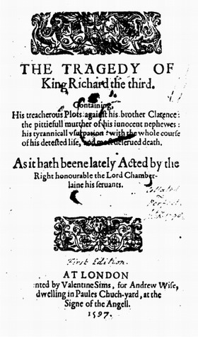 SHA-Affiche1597  richard III-small